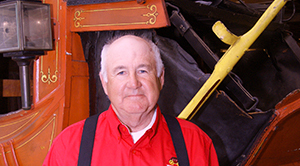 Wells Fargo Stagecoach Driver - Paul