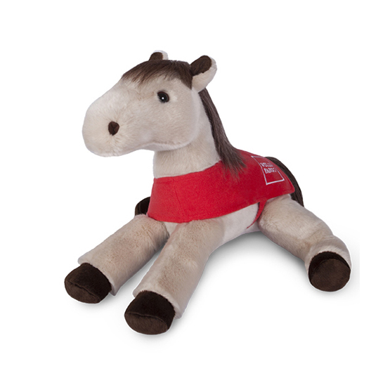 "Hunter 18"" Plush Pony"