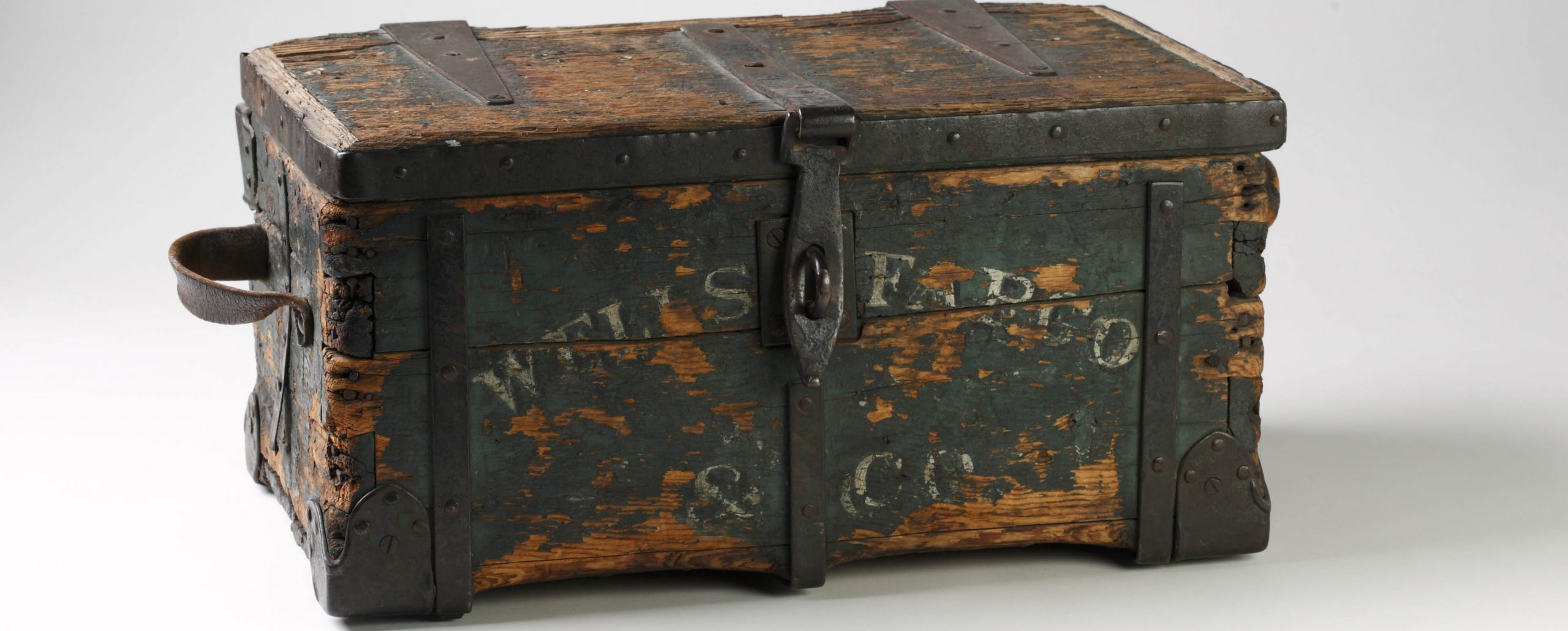 Wells Fargo's sturdy treasure box